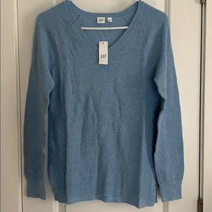 3/$15 💖 NWT GAP Waffle Pullover Sweater